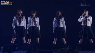 Seifuku no Mannequin (制服のマネキン) (Nogizaka46 5th YEAR BIRTHDAY LIVE 2017.2.21 SAITAMA SUPER ARENA DAY2) - Nogizaka46