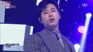 The Chance Of Love (Inkigayo Live) - TVXQ
