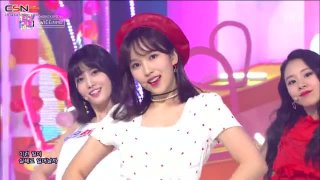 Say Yes; What Is Love? (Inkigayo Comeback Stage Live) - Twice