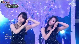 Time For The Moon Night (M Countdown Comeback Stage Live) - GFriend