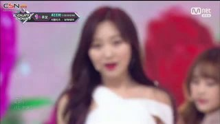 That Day (180503 Mnet M! Count Down Live) - Lovelyz