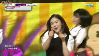 Banana Allergy Monkey (180509 MBC Show Champion Live) - Oh My Girl Banhana