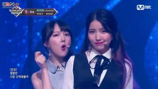 Bam (밤) (Time For The Moon Night) (M COUNTDOWN 2018.05.10) - GFRIEND