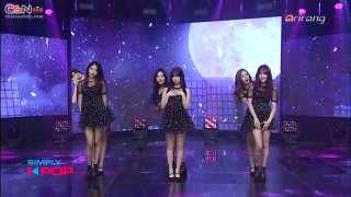 Bam (밤) (Time For The Moon Night) (Simply K-POP 2018.05.12) - GFRIEND