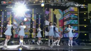 Glass Shoes; To Heart (2018 Dream Concert Live) - Fromis_9