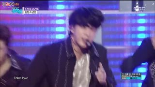 Fake Love (Music Core Live) - BTS