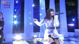 DISTANCE (The Girls Live ep220 2018.06.05) - Suzuki Airi