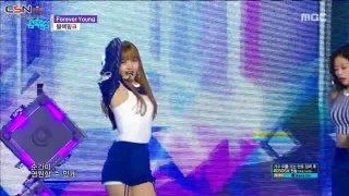 Forever Young (Music Core Comeback Stage Live) - BlackPink