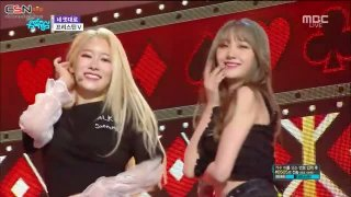 Get It (180616 Music Core Live) - Pristin V