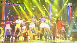 Baam (180626 The Show Live) - Momoland