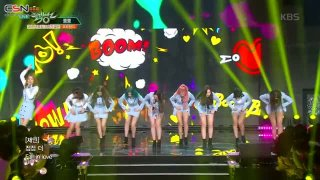 BBoom BBoom (뿜뿜) (MUSIC BANK 2018.06.29) - MOMOLAND