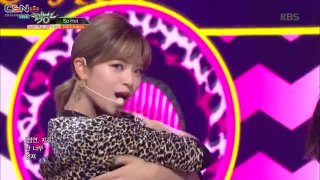 So Hot (Wonder Girls cover) (MUSIC BANK 2018.06.29) - TWICE