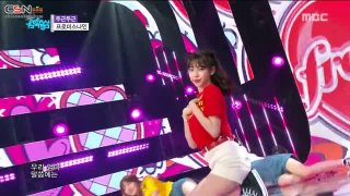 DKDK (SHOW MUSIC CORE 2018.07.07) - fromis_9