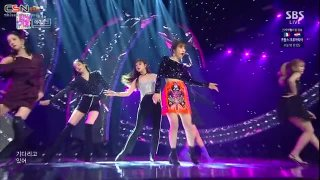 I'm So Sick; Encore (180715 Inkigayo Live) - Apink