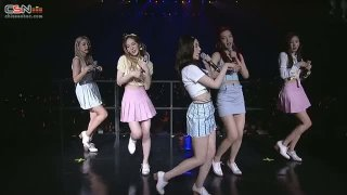Talk; Little Little (Red Room 1st Concert Live) - Red Velvet