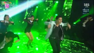 Where R U From (22.07.2018 Inkigayo Live) - Seungri