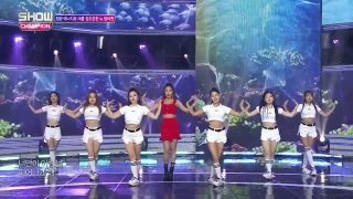 Here We Are (Show Champion 15.08.2018) - Ashley