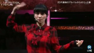 Let Me Know (Music Station 17.08.2018) - Perfume