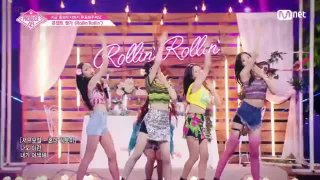 Rollin' Rollin' (Produce 48 Ep 10 Live) - Love Potion