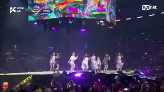 Dance The Night Away (KCON 2018 LA x M Countdown 24.08.2018) - Twice