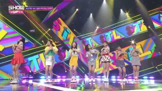 S.T.L. (Show Champion 29.08.2018) - Chuning Candy