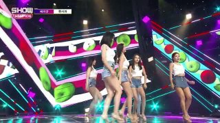 Green Apple (Show Champion 29.08.2018) - BerryGood