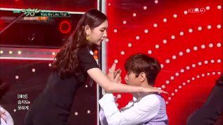 Kiss Me Like That (14.09.2018 Music Bank) - Shinhwa