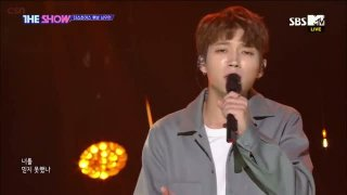 If Only You Are Fine (18.09.2018 The Show) - Nam Woo Hyun