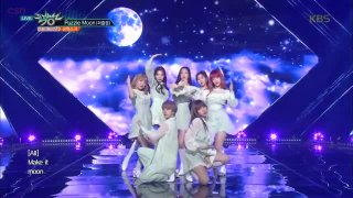 Puzzle Moon (Music Bank 21.09.2018) - GWSN