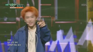 We Go Up (Music Bank 21.09.2018) - NCT Dream
