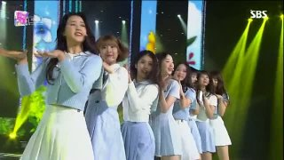Allegro Cantabile (SBS Inkigayo 23.09.2018) - Nature