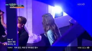 All Night (Music Bank 05.10.2018) - Soyou