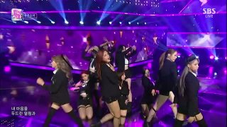 Save Me, Save You (SBS Inkigayo 07.10.2018) - Cosmic Girls