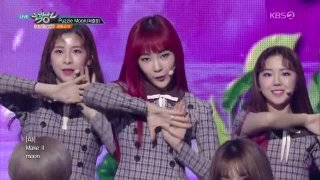 Puzzle Moon (12.10.2018 Music Bank Live) - GWSN