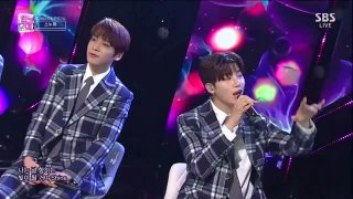Tulips (Piano Version) (SBS Inkigayo 14.10.2018 Live) - Snuper