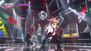 New World (Show Champion 17.10.2018 Live) - Alphabat
