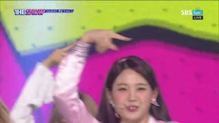 Love Bomb (The Show 16.10.2018 Live) - fromis_9