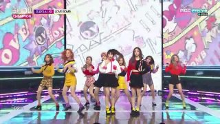 Love Bomb (Show Champion 17.10.2018 Live) - fromis_9
