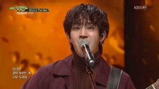 She's In The Rain (Music Bank Live) - The Rose