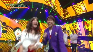 Becoming Inssa (Music Bank Live) - YJP; OL; Kim Seung Hye; GAMST