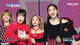 Love Bomb (Music Core Live) - fromis_9