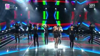 Hurry Up (SBS Inkigayo UHD Special Live) - Sohee