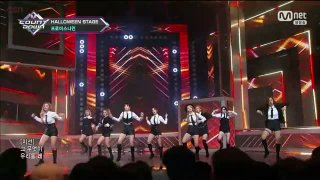 Red Light (M! Countdown 25.10.2018 Live) - fromis_9