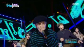 Pirate King (Music Core 27.10.2018 Live) - Ateez