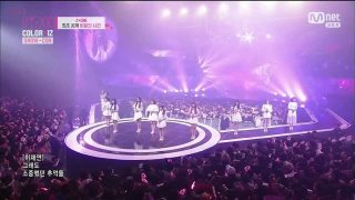 Memory (IZ*ONE 'COLOR*IZ' Debut Show-Con) - IZ*ONE