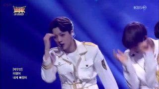Pick Me (2018 Music Bank In Berlin Live) - Wanna One