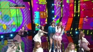 O' My! (Music Bank Debut Stage) - IZ*ONE