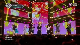 BDZ (Korean Version) (08.11.2018 M! Countdown) - Twice