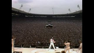 We Will Rock You (Live Aid 1985) - Queen