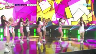 Dream Note (05.12.2018 Show Champion) - DreamNote